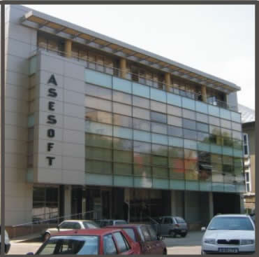 Asesoft Office Building | Bucharest